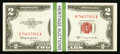 Small Size:Legal Tender Notes, Fr. 1512 $2 1953C Legal Tender Notes. Thirty Consecutive Examples.. ... (Total: 30 notes)