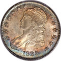 Bust Half Dollars, 1829 50C Small Letters MS65 PCGS. CAC. O-115, R.1....