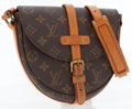 Luxury Accessories:Bags, Louis Vuitton Classic Monogram Canvas Chantilly PM Crossbody Bag....