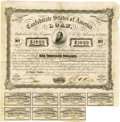 Confederate Notes:Group Lots, Ball 241 Criswell 126 $1000 1863 Bond.. ...