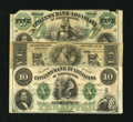 Obsoletes By State:Louisiana, Three Citizens' Bank of Louisiana Notes.. ... (Total: 3 notes)