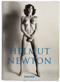 Photographs:Contemporary, HELMUT NEWTON (German/Australian, 1920-2004). SUMO,Cologne: Taschen, first edition, 1999. 400 duotonereproductions... (Total: 2 Items)