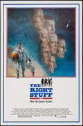"Movie Posters:Adventure, The Right Stuff (Warner Brothers, 1983). One Sheet (27"" X 41"").Adventure.. ..."