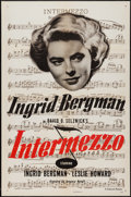 "Movie Posters:Romance, Intermezzo & Others Lot (Selznick, R-1956). One Sheets (3) (27"" X 41""). Romance.. ... (Total: 3 Items)"