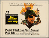"""Castle Keep & Other Lot (Columbia, 1969). Half Sheets (2) (22"""" X 28""""). War. ... (Total: 2 Items)"""