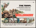 "Movie Posters:Adventure, Skullduggery & Other Lot (Universal, 1970). Half Sheets (2)(22"" X 28""). Adventure.. ... (Total: 2 Items)"