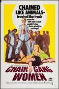 "Movie Posters:Bad Girl, Chain Gang Women & Other Lot (Crown International, 1971). OneSheets (2) (27"" X 41""). Bad Girl.. ... (Total: 2 Items)"