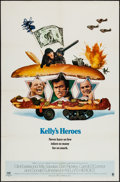 "Movie Posters:War, Kelly's Heroes (MGM, 1970). One Sheet (27"" X 41"") Style B. War....."
