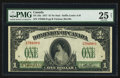 Canadian Currency: , DC-23a 1917 $1. ...