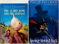Books:Science Fiction & Fantasy, Philip Pullman. Two First Editions. Includes: Spring-Heeled Jack and The Scarecrow and His Servant. New York... (Total: 2 Items)