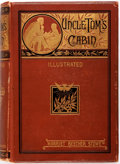Books:Literature Pre-1900, Harriet Beecher Stowe. Uncle Tom's Cabin. Boston: Houghton,Osgood and Co., 1879. New edition with illustrations and...