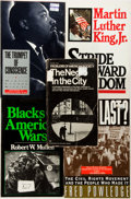 Books:Americana & American History, Group of Five Books About Civil Rights. Includes two books byMartin Luther King Jr. Various publishers, 1968 to 1991. Later...(Total: 5 Items)