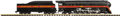 Paintings, N&W CLASS A LOCOMOTIVE AND TENDER BY FINE MODELS. Overall dimension: 7 x 61 x 5 inches (17.8 x 154.9 x 12.7 cm). Superbly bu... (Total: 2 Items)