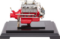 MODEL 1930 FORD FLATHEAD ENGINE 12 x 14-1/2 x 12-1/2 inches (30.5 x 36.8 x 31.8 cm) Well engineered Replica Eng