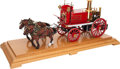 Other, MAXWELL HEMMENS LIVE STEAM SCALE MODEL SHAND MASON TWIN CYLINDERFIRE APPLIANCE. 14 x 35 x 9-1/2 inches (35.6 x 88.9 x 24.1 ...