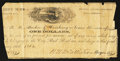 Obsoletes By State:Louisiana, New Orleans, LA - New Orleans, Jackson & Great Northern Rail Road Company $1 Jan. 29, 1862. ...