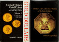 Books:Reference & Bibliography, [Coins]. Group of Two Books on U.S. Gold Coins. ParamountPublications and Arco Publishing, 1975 and 1981. Quartos.Publishe... (Total: 2 Items)