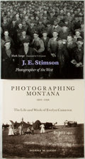 Books:Photography, [Western Americana]. Group of Two Books on Western Photography. University of Nebraska Press, 1985 and Mountain Press, 2001.... (Total: 2 Items)
