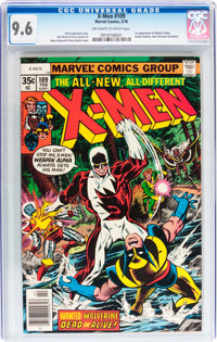X-Men #109 (Marvel, 1978) CGC NM+ 9.6 Off-white to white pages