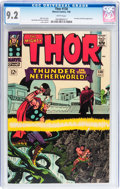Silver Age (1956-1969):Superhero, Thor #130 (Marvel, 1966) CGC NM- 9.2 White pages....