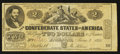 Confederate Notes:1862 Issues, CT42 $2 1862 Counterfeit.. ...