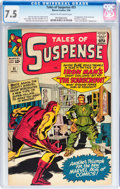 Silver Age (1956-1969):Superhero, Tales to Astonish #51 (Marvel, 1964) CGC VF- 7.5 Cream to off-white pages....