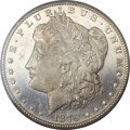 Morgan Dollars, 1879-CC $1 MS64 Deep Mirror Prooflike PCGS....