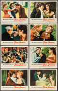 "Movie Posters:Academy Award Winners, Tom Jones (United Artists, 1963). Lobby Card Set of 8 (11"" X 14""). Academy Award Winners.. ... (Total: 8 Items)"