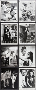"Movie Posters:James Bond, Diamonds are Forever (United Artists, 1971). Photos (20) (8"" X10""). James Bond.. ... (Total: 20 Items)"
