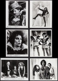"Movie Posters:Rock and Roll, The Rocky Horror Picture Show (20th Century Fox, 1975). Photos (6)(8"" X 10""). Rock and Roll.. ... (Total: 6 Items)"