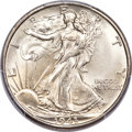 Walking Liberty Half Dollars, 1943-S 50C MS67 PCGS....