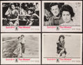 """Movie Posters:Foreign, Two Women (Embassy, 1960). Lobby Card Set of 4 (11"""" X 14""""). Foreign.. ... (Total: 4 Items)"""