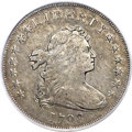 Early Dollars, 1798 $1 Large Eagle, Pointed 9, Wide Date VF35 PCGS. B-15, BB-112,R.3....