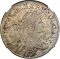 Early Dollars, 1798 $1 Large Eagle, Pointed 9, 10 Arrows VF30 NGC. B-13, BB-108,R.2....