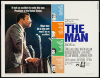 """The Man & Other Lot (Paramount, 1972). Half Sheets (2) (22"""" X 28""""). Black Films. ... (Total: 2 Items)"""