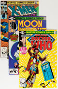 Modern Age (1980-Present):Miscellaneous, Marvel Modern Age Comics Group (Marvel, 1980s) Condition: Average VF/NM.... (Total: 80 Comic Books)