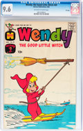 Silver Age (1956-1969):Humor, Wendy, the Good Little Witch #49 File Copy (Harvey, 1968) CGC NM+ 9.6 Off-white to white pages....