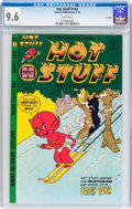 Bronze Age (1970-1979):Cartoon Character, Hot Stuff, the Little Devil #142 File Copy (Harvey, 1978) CGC NM+9.6 White pages....