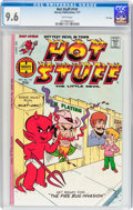 Bronze Age (1970-1979):Cartoon Character, Hot Stuff, the Little Devil #141 File Copy (Harvey, 1977) CGC NM+9.6 White pages....