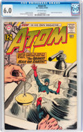 Silver Age (1956-1969):Superhero, The Atom #2 (DC, 1962) CGC FN 6.0 Off-white pages....