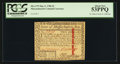 Colonial Notes:Massachusetts, Uncancelled Massachusetts May 5, 1780 $2 PCGS About New 53PPQ.. ...