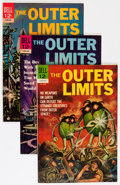 Outer Limits #1-17 Near Complete Run Savannah pedigree Group (Dell, 1964-68) Condition: Average VF.... (Total: 16 Comic...