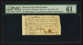 Colonial Notes:North Carolina, North Carolina December, 1771 2s6d House PMG Uncirculated 61.. ...