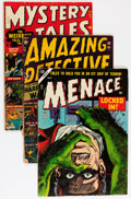 Golden Age (1938-1955):Miscellaneous, Atlas Comics Group (Atlas, 1951-57) Condition: Average GD.... (Total: 21 Comic Books)