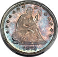 Proof Seated Quarters, 1876 25C PR66 PCGS....