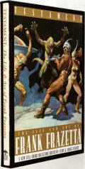 Books:Art & Architecture, Cathy and Arnie Fenner, Editors. SIGNED/LIMITED. Testament: TheLife and Art of Frank Frazetta. Grass Valley: Underw...