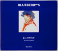 Books:Art & Architecture, Jean Giraud and Jean Michel Charlier. Blueberry's. Paris: Stardom, 1997. French edition. Quarto. Fully illustrated. ...