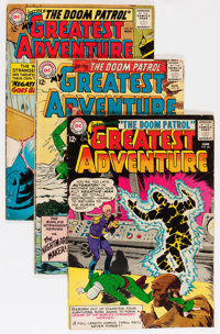 My Greatest Adventure #80-85 Group (DC, 1963-64).... (Total: 6 Comic Books)
