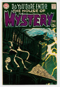 Silver Age (1956-1969):Horror, House of Mystery #179 (DC, 1969) Condition: VF+....