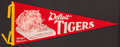 Baseball Collectibles:Others, 1950's Detroit Tigers Pennant....